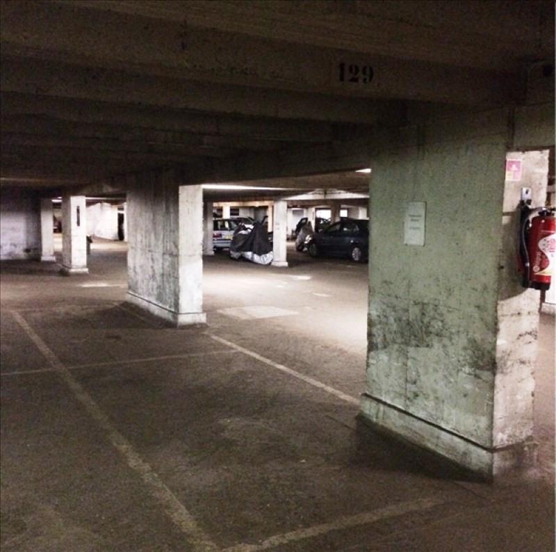 Vendita parking/auto coperto Paris 15ème 20500€ - Fotografia 1