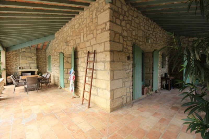 Vente maison / villa Montfrin 337000€ - Photo 15
