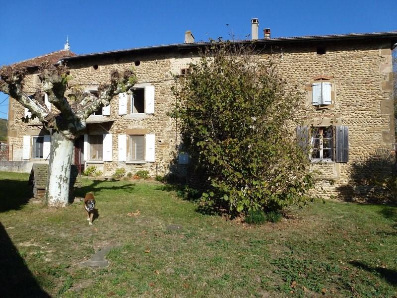 Vente maison / villa Chateauneuf de galaure 290000€ - Photo 1
