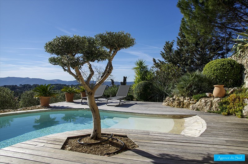 Vente de prestige maison / villa Roquevaire 735000€ - Photo 1