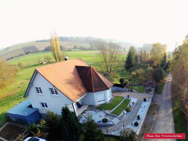 Vente maison / villa Haguenau 416000€ - Photo 10