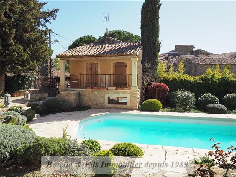 Deluxe sale house / villa Uzes 790000€ - Picture 2