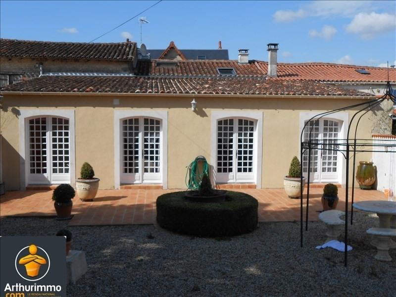 Sale house / villa Aulnay 122475€ - Picture 1