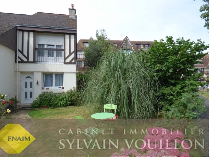 Vendita casa Villers sur mer 222000€ - Fotografia 1