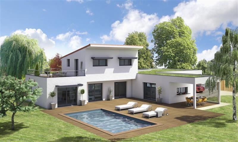 Maison  4 pièces + Terrain 286 m² Mondonville par SAS VILLAS SUD CREATION