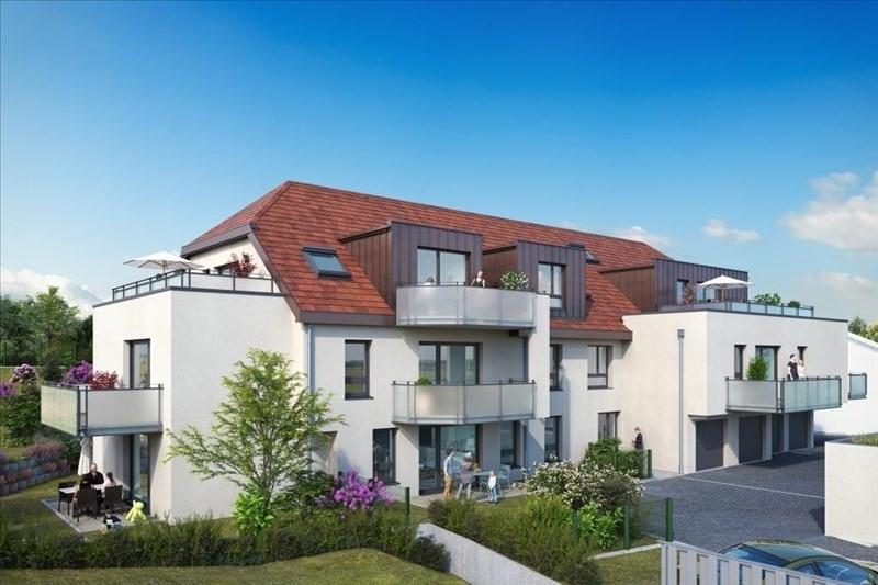 Vente appartement Ingersheim 217000€ - Photo 1