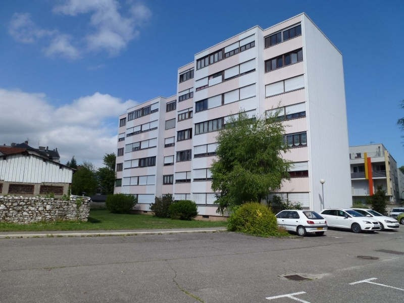 Sale apartment Chambery 105 000€ - Picture 19