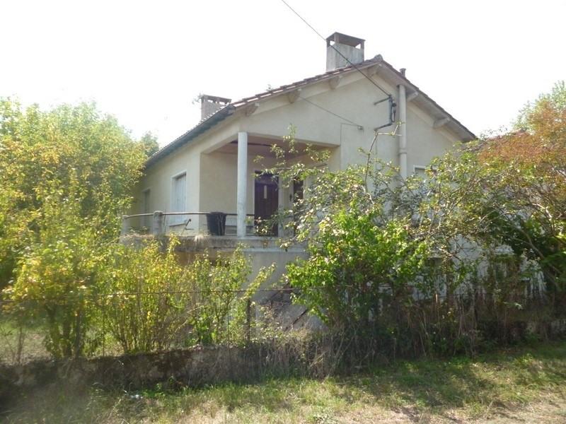 Vente maison / villa St laurent des hommes 85000€ - Photo 2