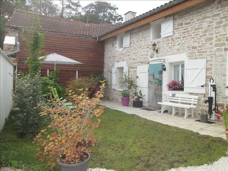 Vente maison / villa Tournus 238000€ - Photo 1