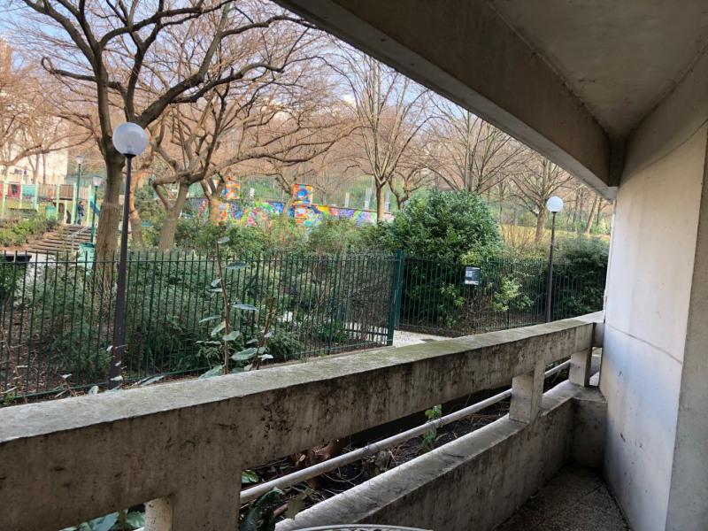 Vente appartement Paris 20ème 554000€ - Photo 19