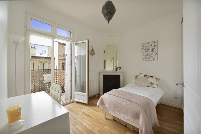 Vente de prestige appartement Paris 18ème 1145000€ - Photo 10