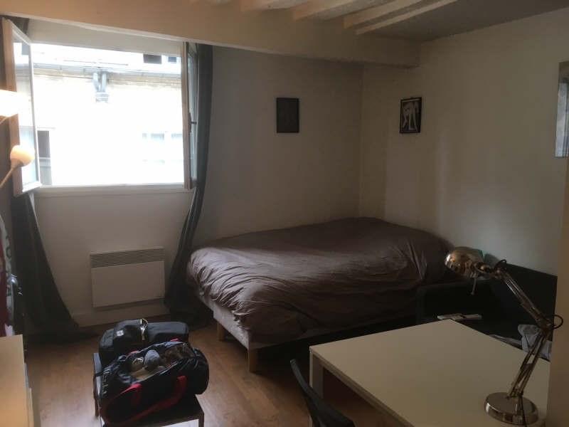 Rental apartment Paris 3ème 840€ CC - Picture 1