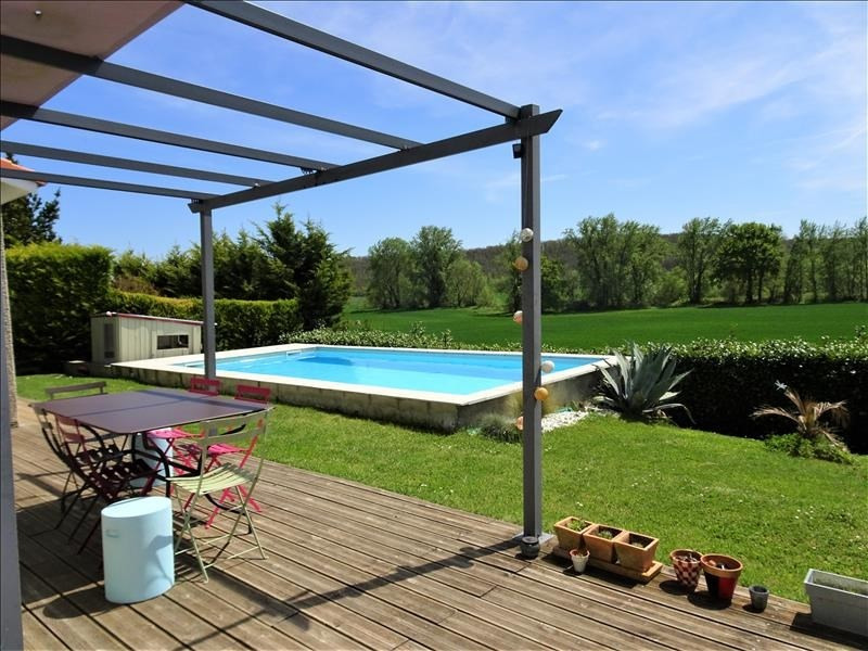 Sale house / villa Aussonne 369000€ - Picture 2