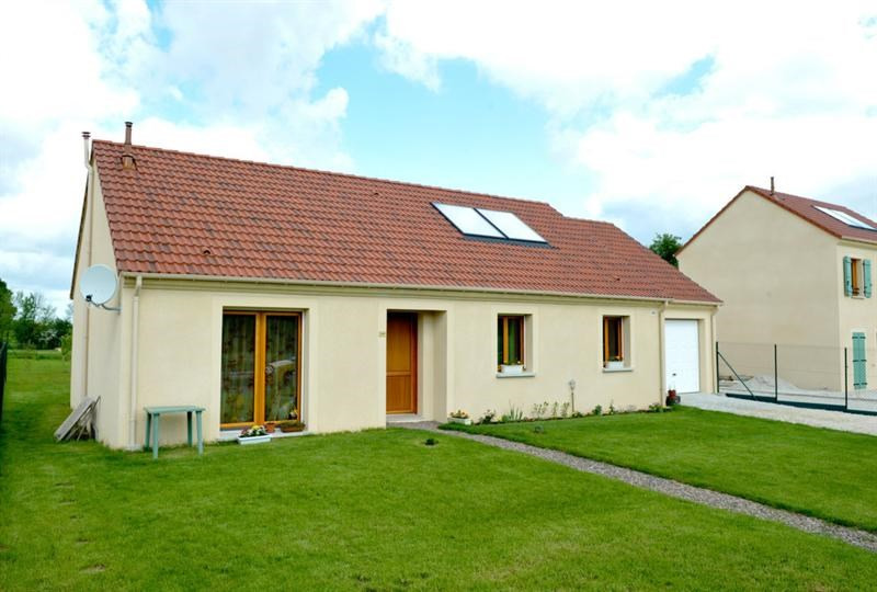 Maison  4 pièces + Terrain 300 m² Lesches (77450) par MAISONS PIERRE