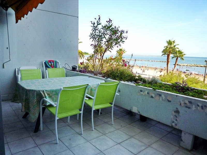 Rental apartment Saint laurent du var 800€ CC - Picture 1