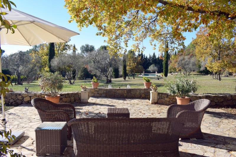 Vente de prestige maison / villa Fayence 1085000€ - Photo 9