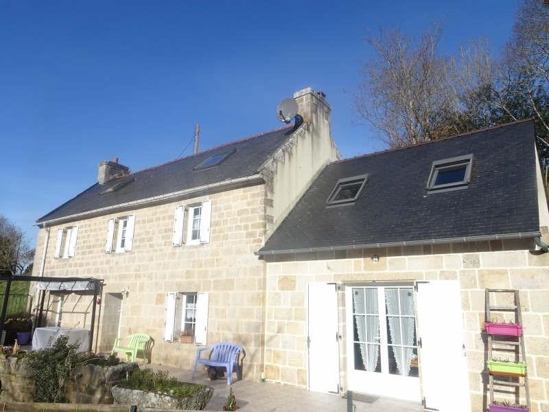 Vente maison / villa Plogonnec 219420€ - Photo 1