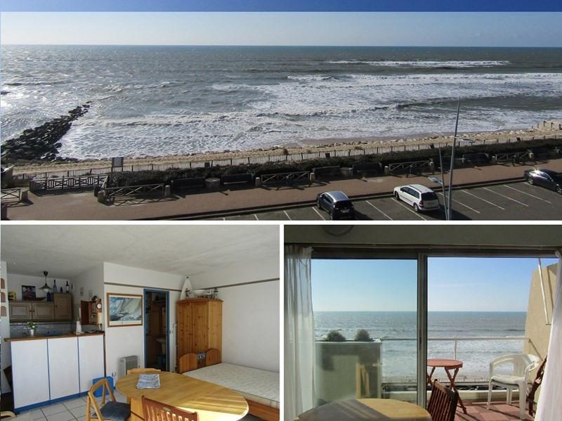 Vacation rental apartment Lacanau ocean 201€ - Picture 1