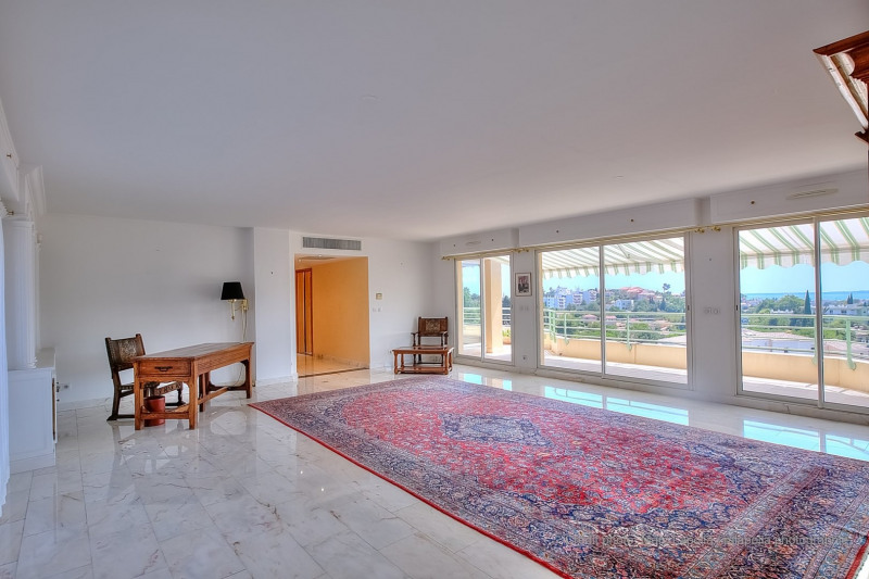 Deluxe sale apartment Antibes 895000€ - Picture 3