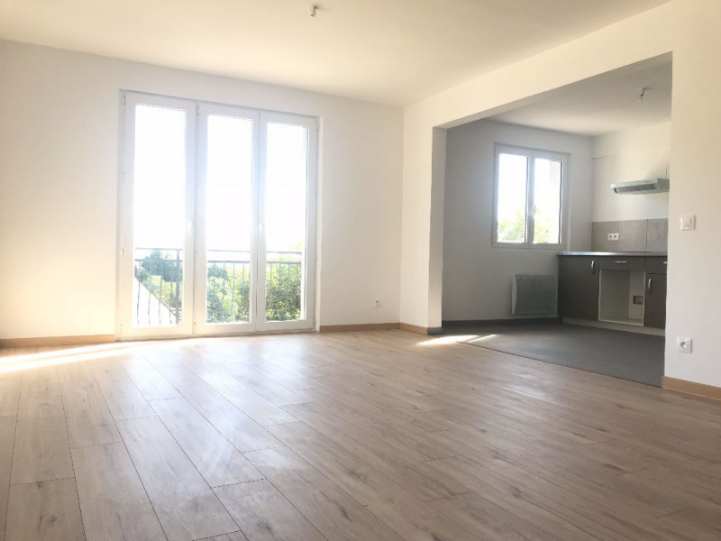 Alquiler  apartamento La ville du bois 895€ CC - Fotografía 1