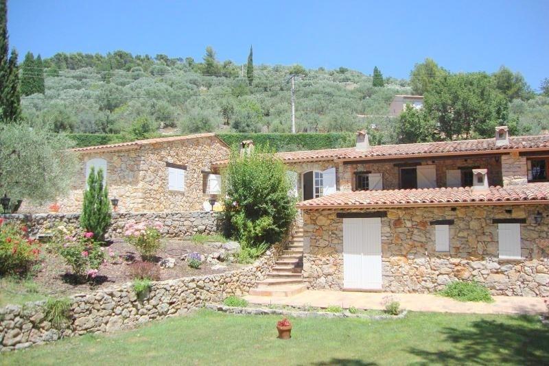 Deluxe sale house / villa Callas 698000€ - Picture 1
