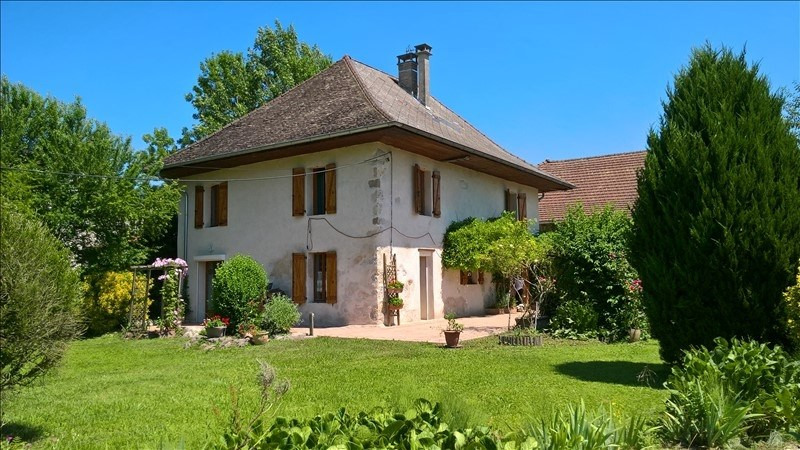 Sale house / villa Chindrieux 357 000€ - Picture 1