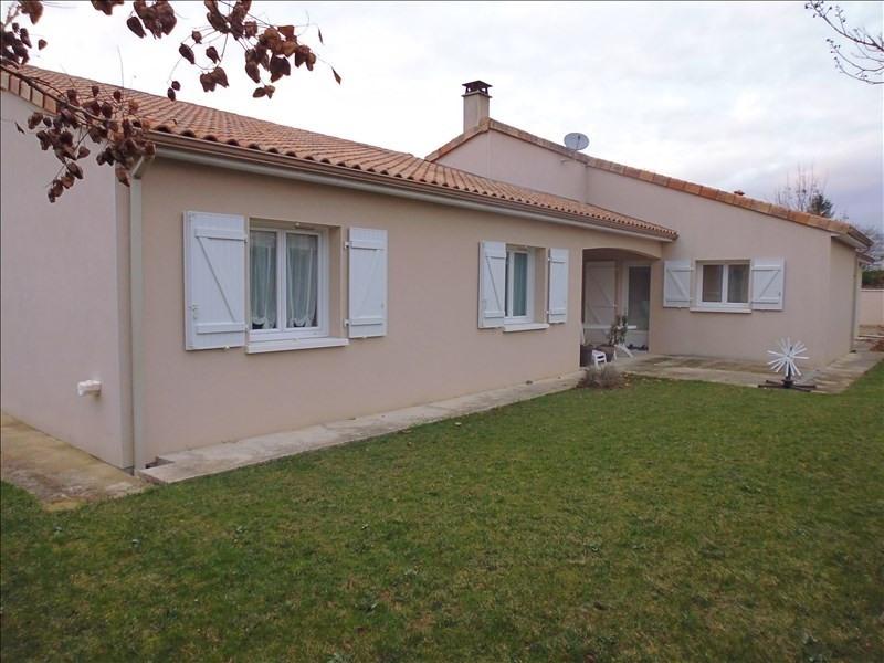 Vente maison / villa Poitiers 237000€ -  1