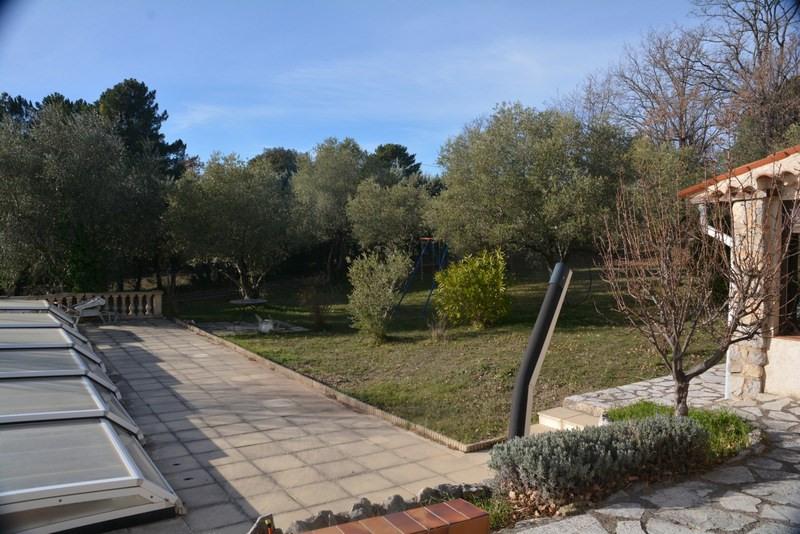Revenda residencial de prestígio casa Montauroux 470000€ - Fotografia 6