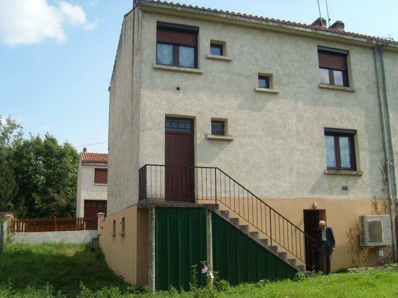Rental house / villa Gond pontouvre 590€ CC - Picture 6