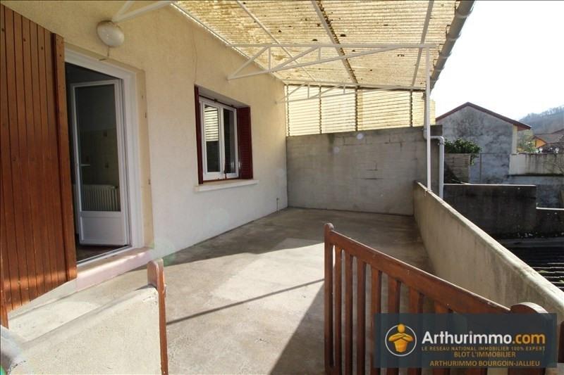 Sale house / villa Bourgoin jallieu 169000€ - Picture 1