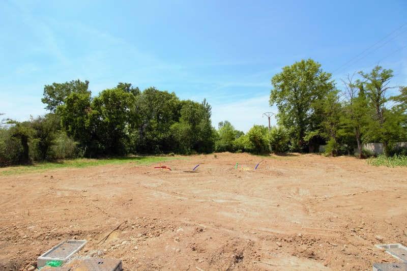 Vente terrain Morieres les avignon 123000€ - Photo 1