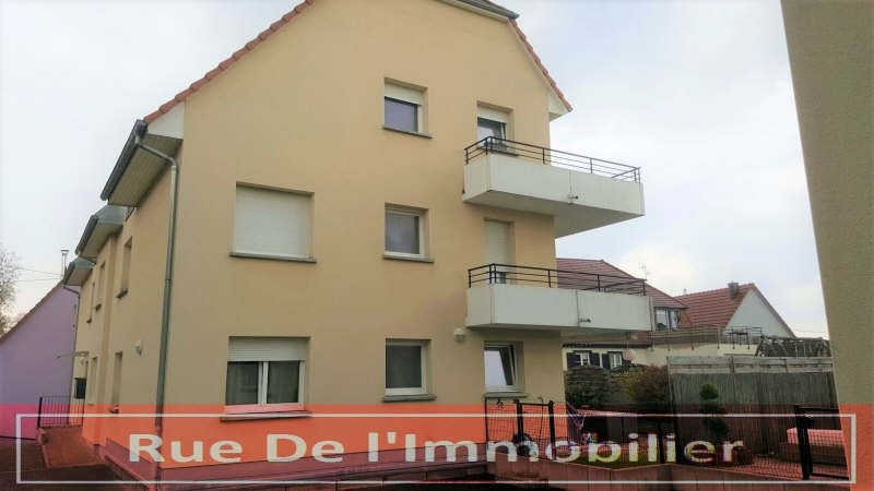 Sale apartment Geudertheim 150 000€ - Picture 3