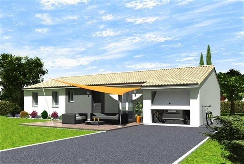 Maison  4 pièces + Terrain 711 m² Crachier par STAR BAT