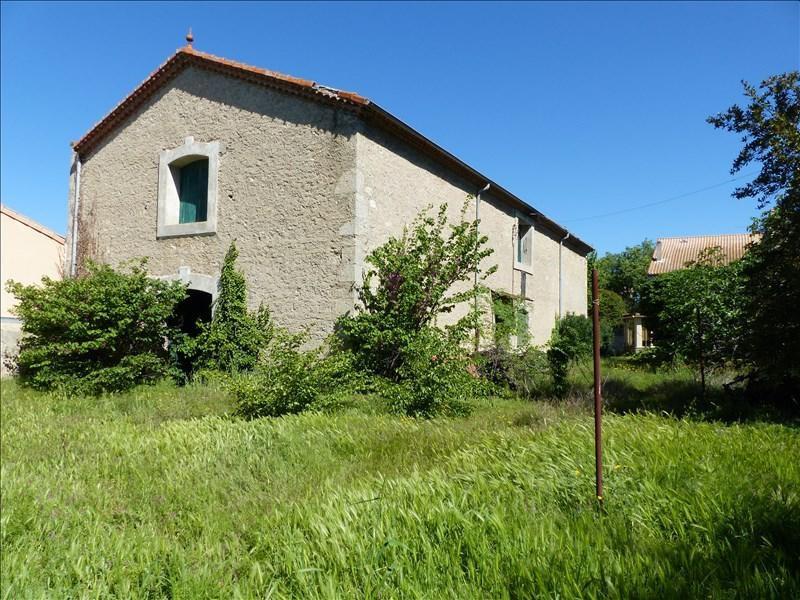Sale house / villa Nissan lez enserune 272000€ - Picture 1