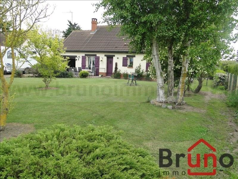 Revenda casa Le crotoy 220500€ - Fotografia 1