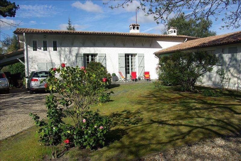 Vente de prestige maison / villa St aubin de medoc 650000€ - Photo 2