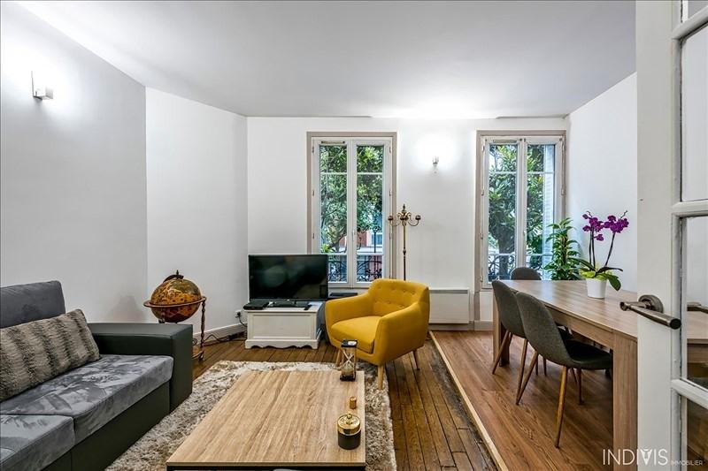 Sale apartment St cloud 435000€ - Picture 1