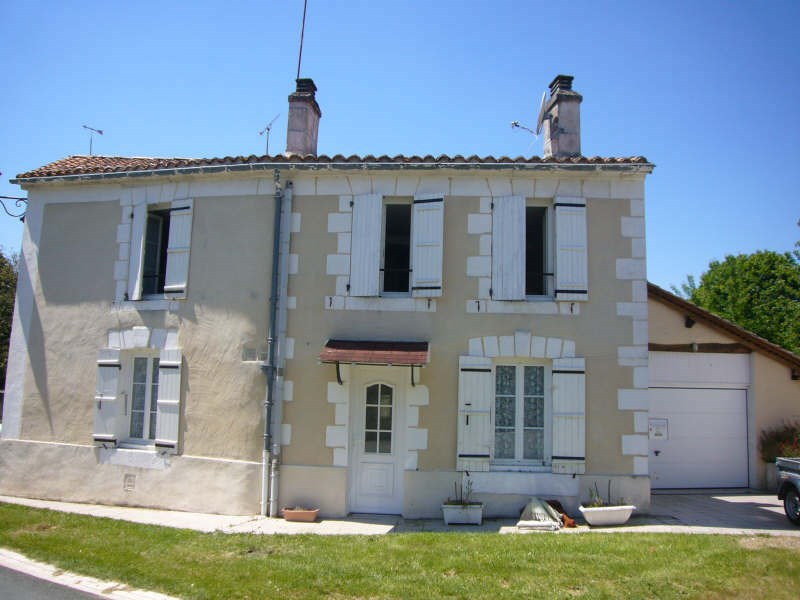 Vente maison / villa Monsec 75900€ - Photo 1