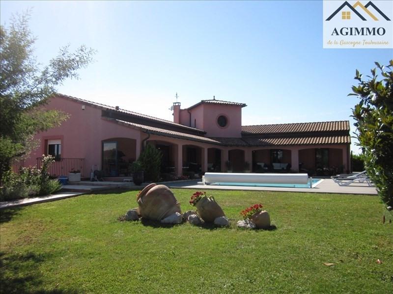Deluxe sale house / villa Levignac 750000€ - Picture 1