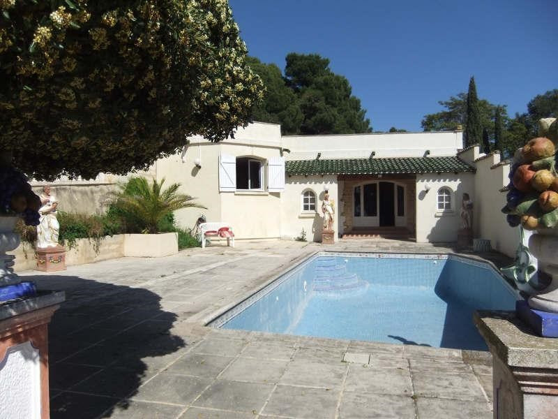 Deluxe sale house / villa Sete 880 000€ - Picture 2