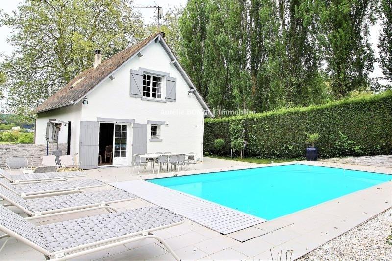 Deluxe sale house / villa Deauville 721000€ - Picture 3