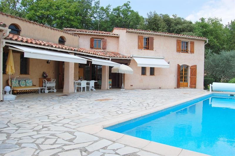 Deluxe sale house / villa Seillans 1 060 000€ - Picture 1