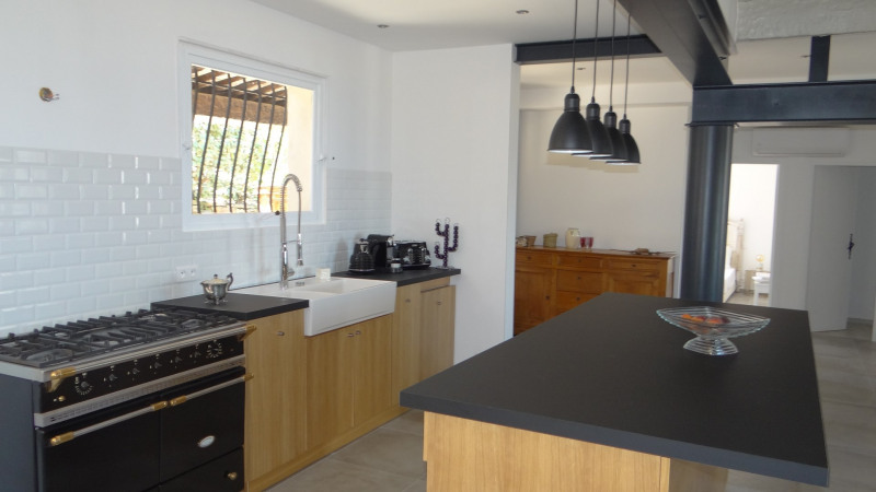 Vacation rental house / villa Cavalaire sur mer 3500€ - Picture 12