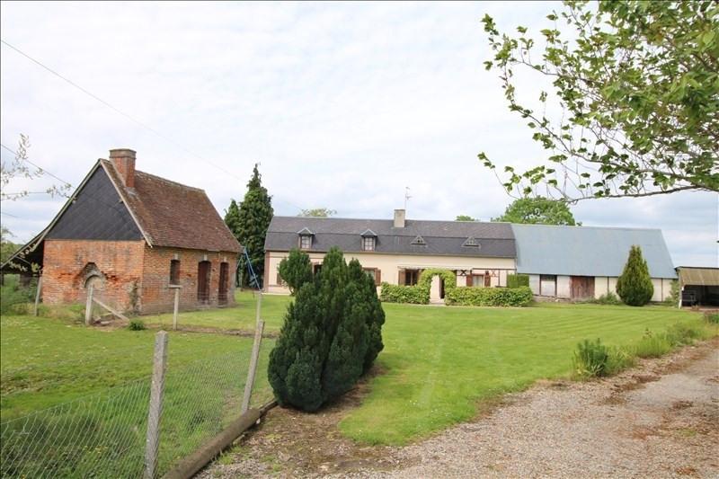 Vente maison / villa Conches en ouche 220000€ - Photo 1