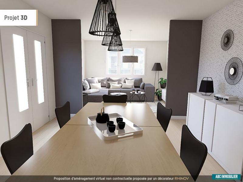 Vente maison / villa Couzeix 164300€ - Photo 2