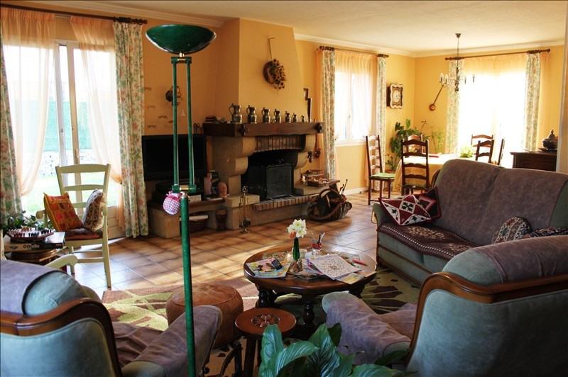 Vente maison / villa Chasse sur rhone 375000€ - Photo 5