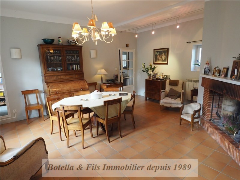 Vente de prestige maison / villa Goudargues 545000€ - Photo 4