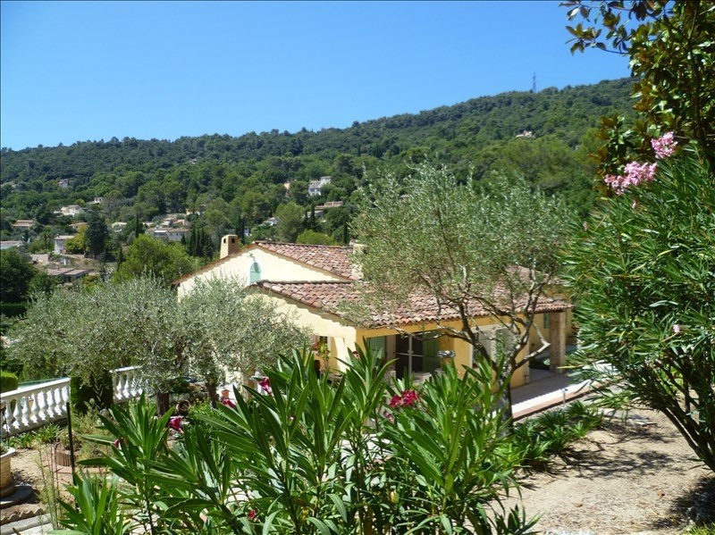 Vente de prestige maison / villa Le tignet 675000€ - Photo 12