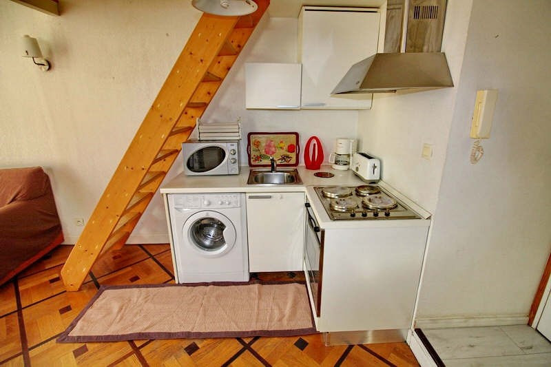 Location appartement Nice 760€ CC - Photo 10