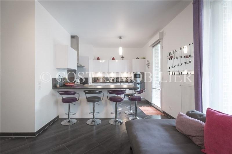 Verkoop  appartement Gennevilliers 375000€ - Foto 2